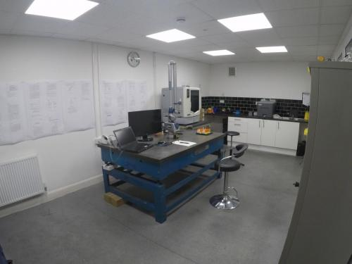 INSPECTION ROOM