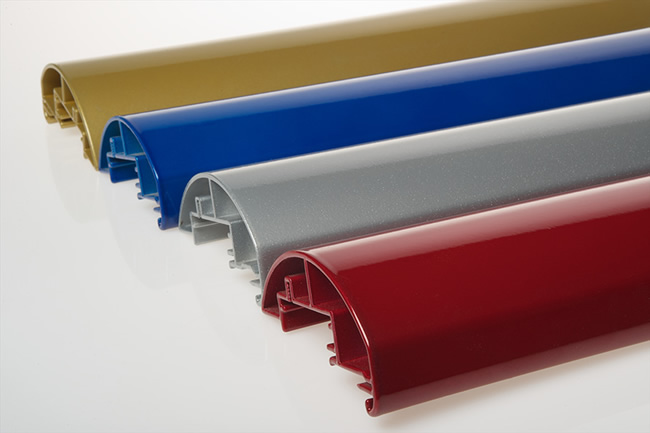 Powder Coating services available with Nevilles Engineering.